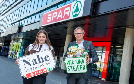 Aus der Region für die Region: Steirische Produkte haben bei Spar Vorrang