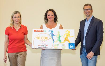 10.000 Euro für die Herzkinder