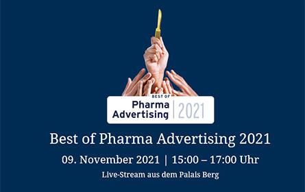 """Best of Pharma Advertising 2021: Jetzt für das """"Goldene Skalpell"""" einreichen"""