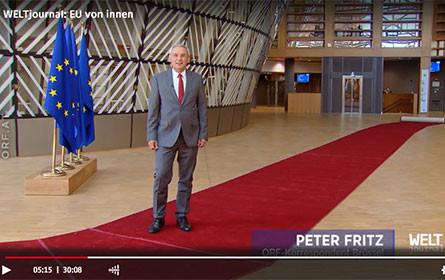 Multimedialer ORF-Newsroom: Peter Fritz leitet Aufbau des Newsdesks