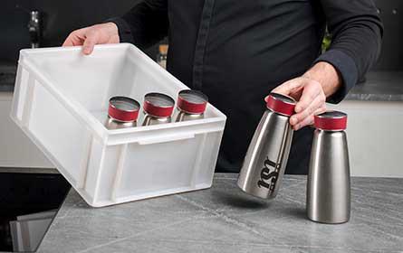 """iSi launcht """"Whipper Cap"""": Für mehr Effizienz und Flexibilität im Profi-Küchenalltag"""
