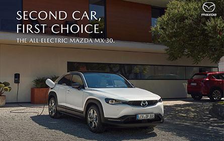 Nächste Europa-Kampagne für Mazda MX-30 von VMLY&R