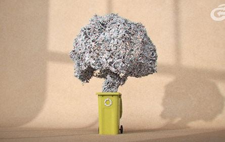 DMB. recycelt für das Forum Rezyklat