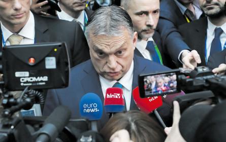"""Erstmals ein EU-Regierungschef auf Liste der """"Feinde der Pressefreiheit"""""""
