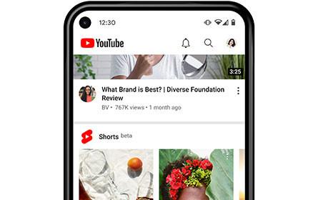 YouTube startet Kurzvideodienst YouTube Shorts in Österreich