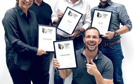 zurgams beim German Brand Award 2021 prämiert