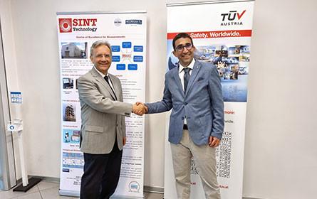 TÜV Austria erwirbt Mehrheitsbeteiligung an Sint Technology