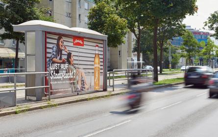 Almdudler und Gewista inszenieren erstmals 360° Customer-Journey-Kampagne