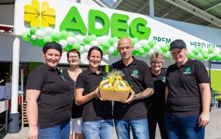 Adeg Prem sorgt für Nachhaltigkeit