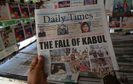 Afghanische Medien nur sehr eingeschränkt in Betrieb