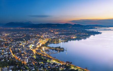 Bodensee bleibt Österreichs Instagram-Star