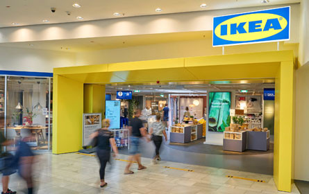 Neugestaltung von Ikea Vösendorf abgeschlossen