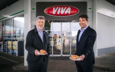 Berger Schinken für OMV Viva