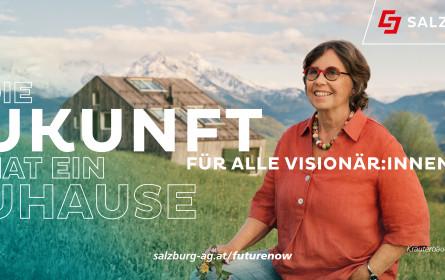 Salzburg AG launcht neuen Markenauftritt