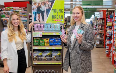 Young & Urban by Spar: Urlaubsfeeling im Snackregal