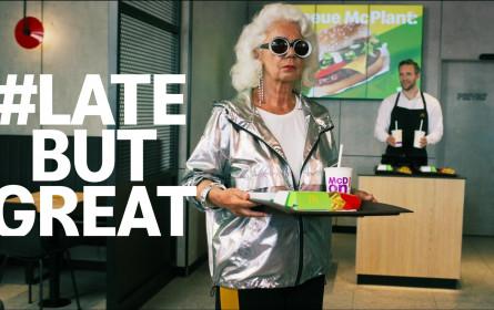 McDonald's setzt auf kollaborative Kampagne zum Burger-Launch