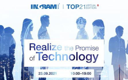 Ingram Micro Top21 heuer erstmals als Virtual Edition