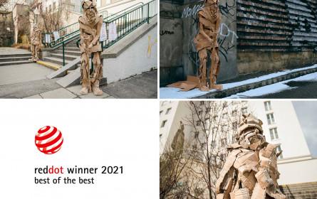 Heimat Wien punktet beim Red Dot Award