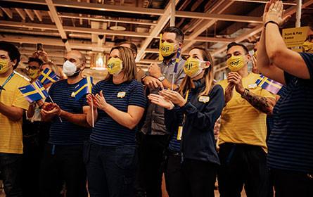 Ikea Wien Westbahnhof hat geöffnet