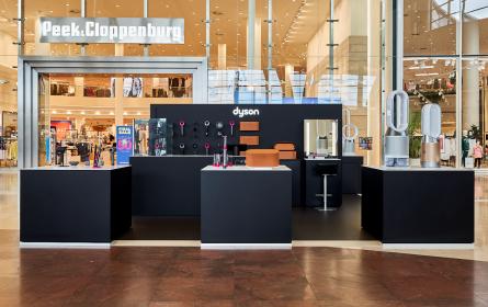Dyson Mall Demo im G3 Shopping Resort Gerasdorf