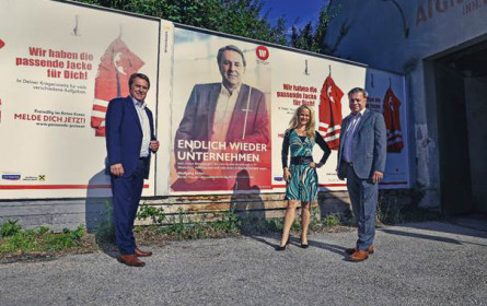 Wirtschaftsbund NÖ: Kampagne für Unternehmen