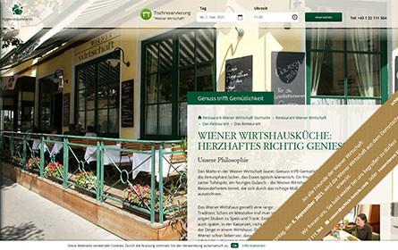 """Die """"Wiener Wirtschaft"""" öffnet am 6. September"""