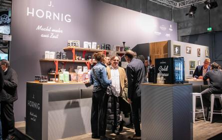 J. Hornig zeigt geballte Kaffeekompetenz