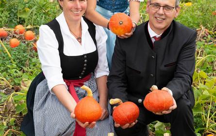 Exklusiv bei Spar: Schloss Tratzberg Bio-Karotten, Bio-Knoblauch & Bio-Kürbis
