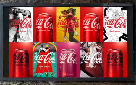 Coca-Cola präsentiert neue globale Markenplattform