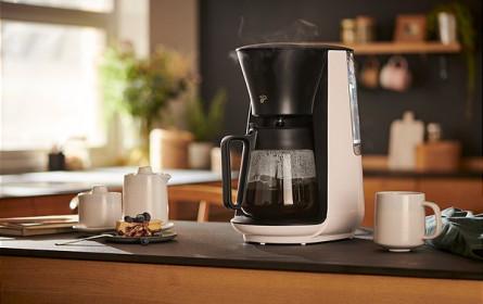 """Premiere: """"Let's Brew"""" – die erste Filterkaffeemaschine von Tchibo"""