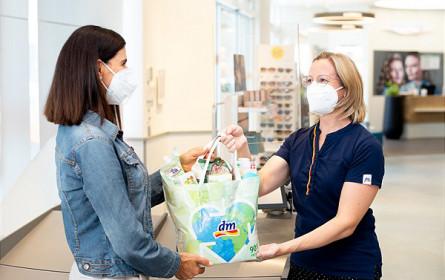 Ausbau des Omnichannel Retailing bei dm