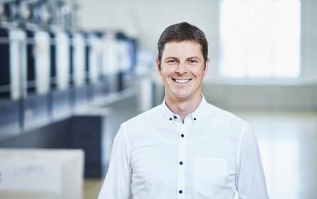 Harald Bliem wird neuer Einkaufsleiter bei Samson Druck