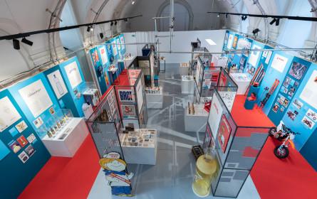 Österreichische Markengeschichten im designforum Wien