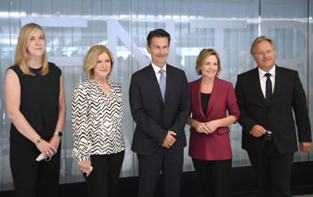 ORF: Vier zentrale Direktoren bestellt