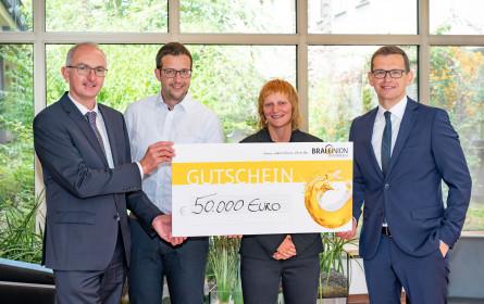 Brau Union Österreich unterstützt Krebsforschung