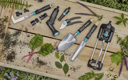 Gardena: Zweistelliges Wachstum im ersten Halbjahr und zukunftsfitte Produkte
