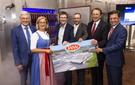 Tann-Ausbau in St. Pölten eröffnet