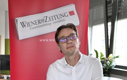 """Vorhofer-Preis 2021 geht an Walter Hämmerle von der """"Wiener Zeitung"""""""