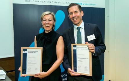 Preise für Interim Management in Österreich vergeben