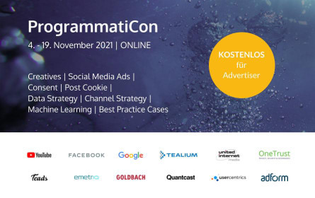 Wie Sie Datadriven Marketing erfolgreich meistern - kostenloses Online Event