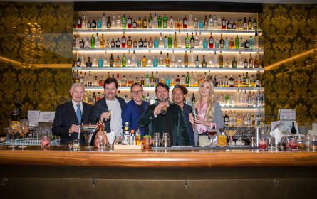Top-Bars bitten zur 1. Wiener Cocktailwoche
