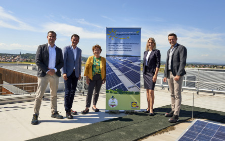"""""""Photovoltaik-Offensive"""": Lidl Österreich setzt auf die Kraft der Sonne"""