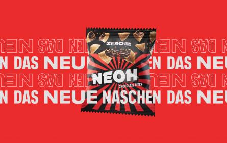 """""""Das neue Naschen"""": DMB. gestaltet den neuen Markenauftritt von Neoh"""