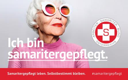 Samariterbund startet Pflegekampagne