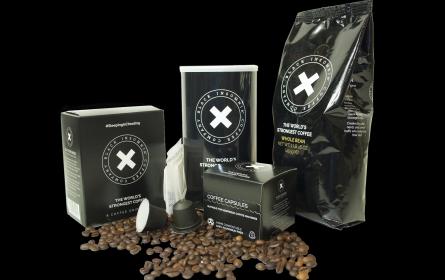 """Black Insomnia: """"Stärkster Kaffee der Welt"""" nun auch in Österreich erhältlich"""