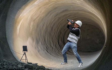 Zweifache Emmypreisträger aus Wien dokumentieren Semmering-Basistunnel
