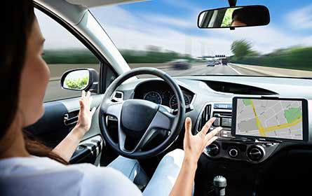 Autonomes Fahren nimmt nur langsam Fahrt auf