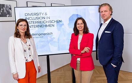 Österreichs Unternehmen unterschätzen Wettbewerbsvorteile einer diversen Unternehmenskultur