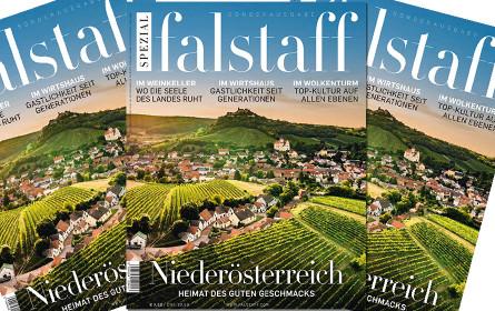 """""""Falstaff"""" porträtiert die Vielfalt Niederösterreichs"""