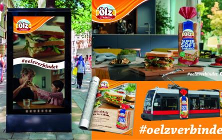 Ölz der Meisterbäcker und Heimat Wien servieren die zweite gemeinsame Kampagne